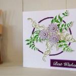 Passiflora Card