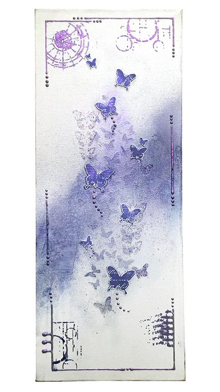 Negatif & Papillons