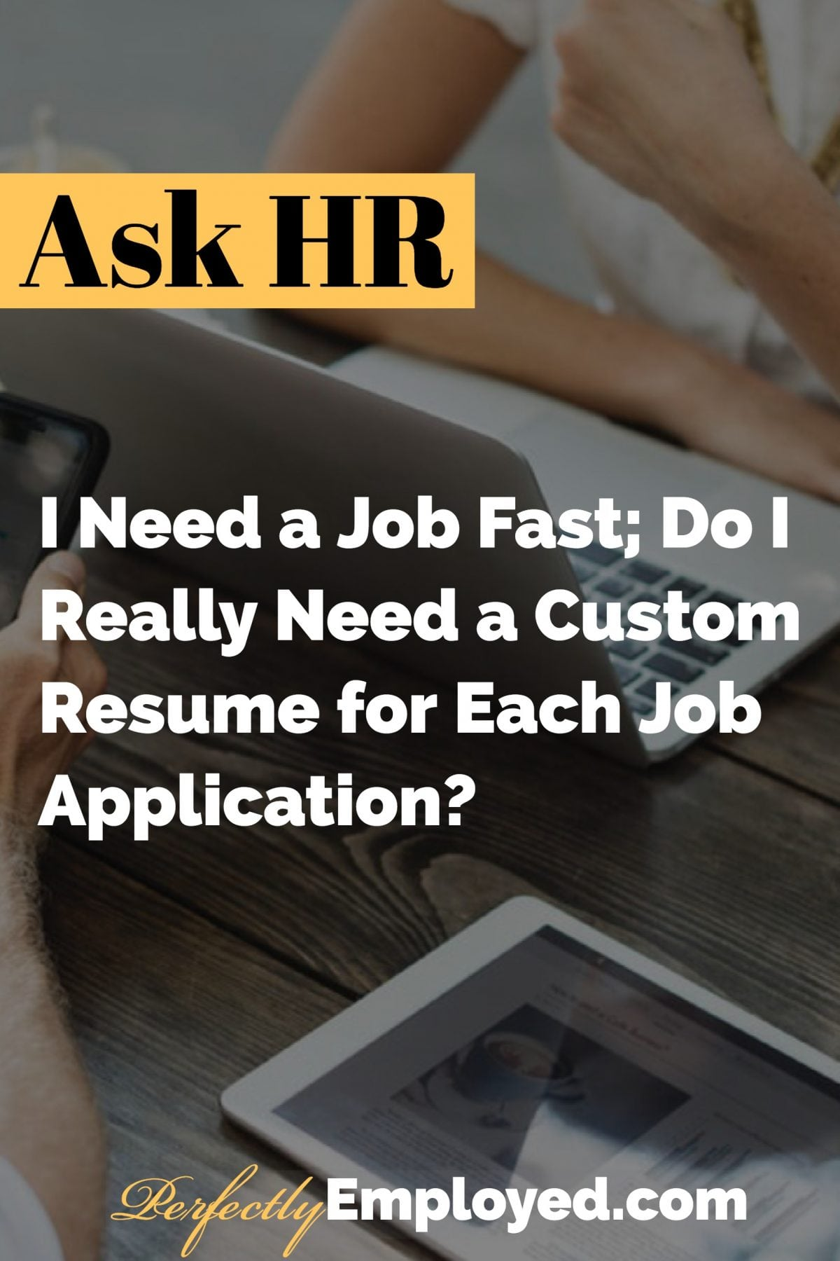 Resumes Archives - Perfectly Employed
