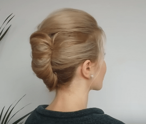 French Twist from Awesome Hairstyles
