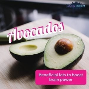 Eat avocados to boost productivity