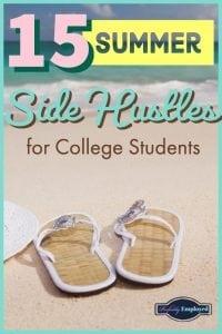 15 Summer Side Hustles for College Students
