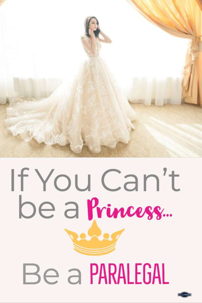 If you cant be a Princess, be a Paralegal - #meghanmarkle #paralegal #career #royalwedding