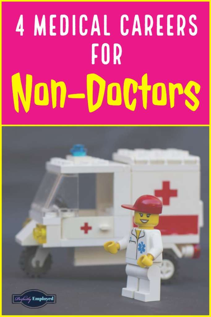 4 Medical Careers for Non-Doctors - #healthcare #career #paramedic #midwife