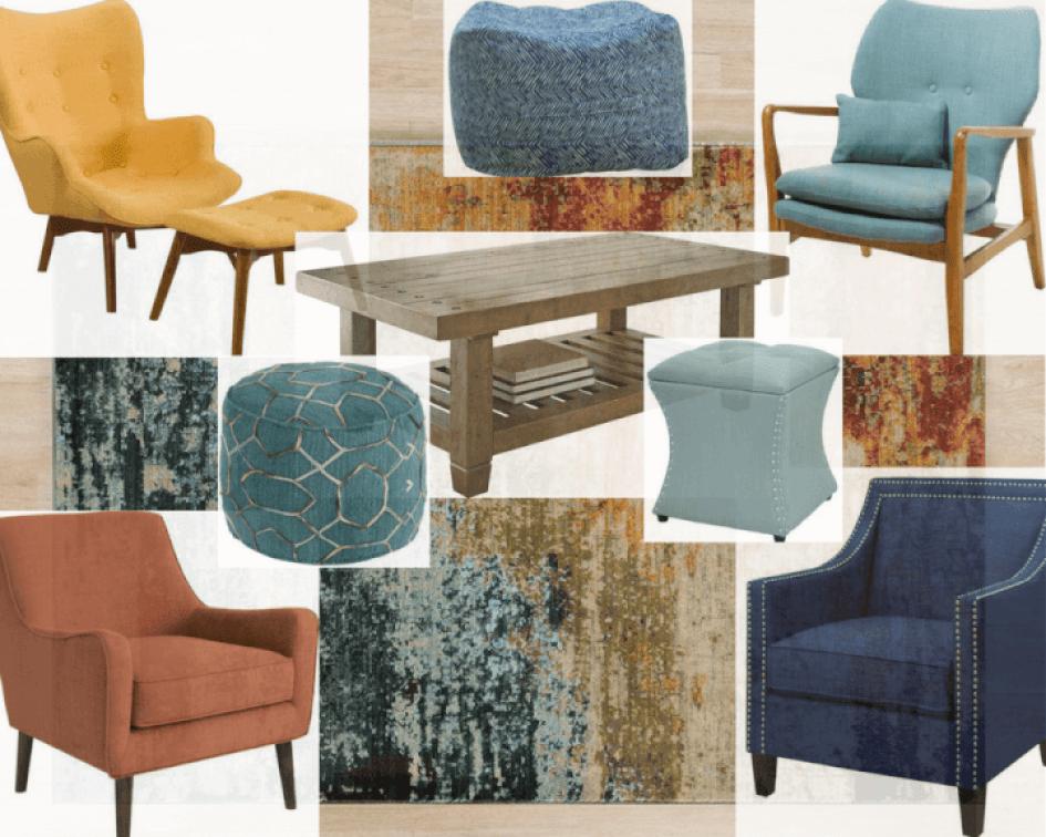 Interior Design Vision, Vision, Interior Design, Modern Furniture, Furniture Layout, Modern, Mid Century Modern