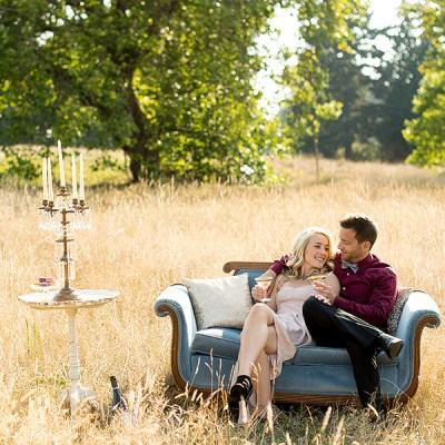 Engaged: Emily + Darren