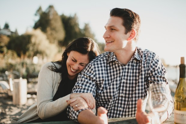 Seattle Couple Engagement Shoot | 6 Things to do now that you are engaged | Perfectly Posh Events, Seattle Wedding Planner | Carina Skrobecki Photography