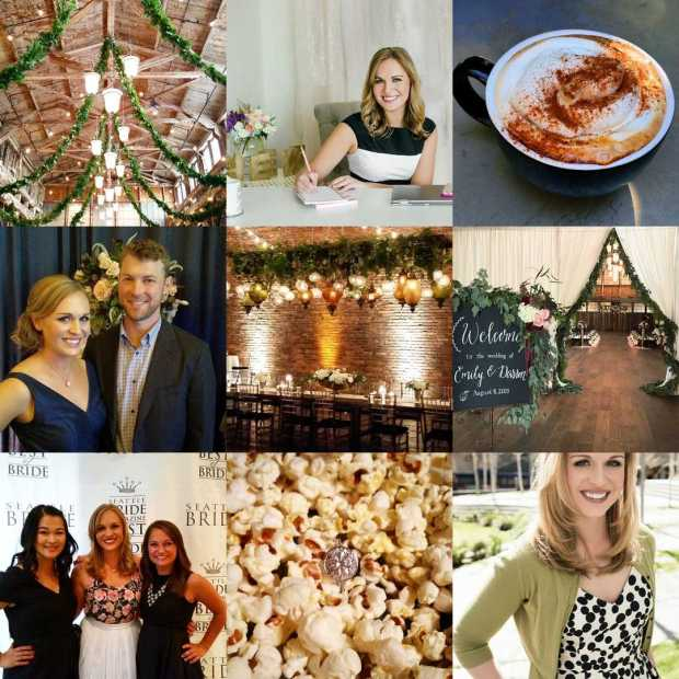 Perfectly Posh Events, Seattle Wedding Planner Year in Review 2015