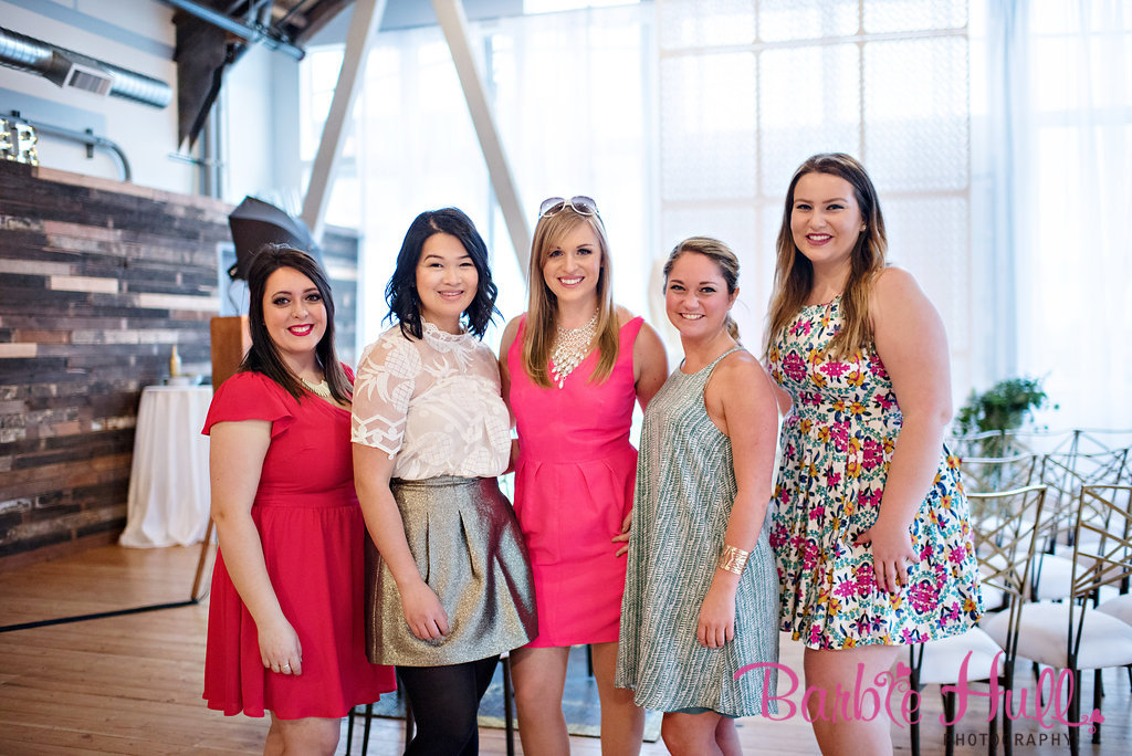 Seattle Wedding Show, I Do Sodo | Perfectly Posh Events Team | Perfectly Posh Events | Barbie Hull Photography