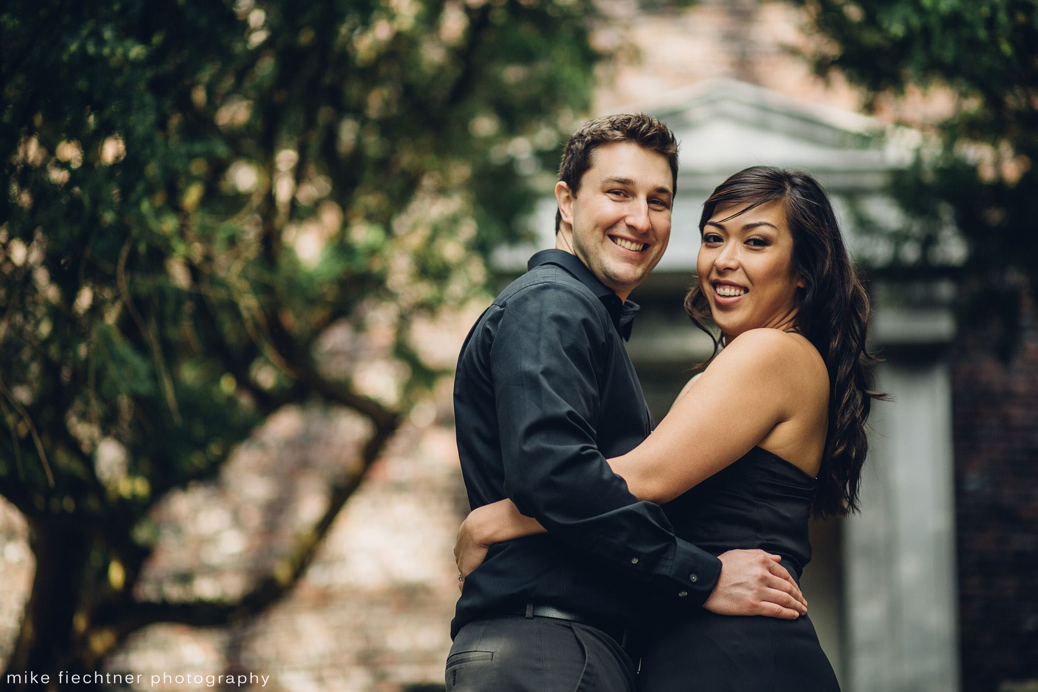 Seattle Engagement Shoot | Perfectly Posh Events | Mike Fiechtner Photography