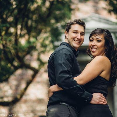 Engaged | Tanya + Trevor
