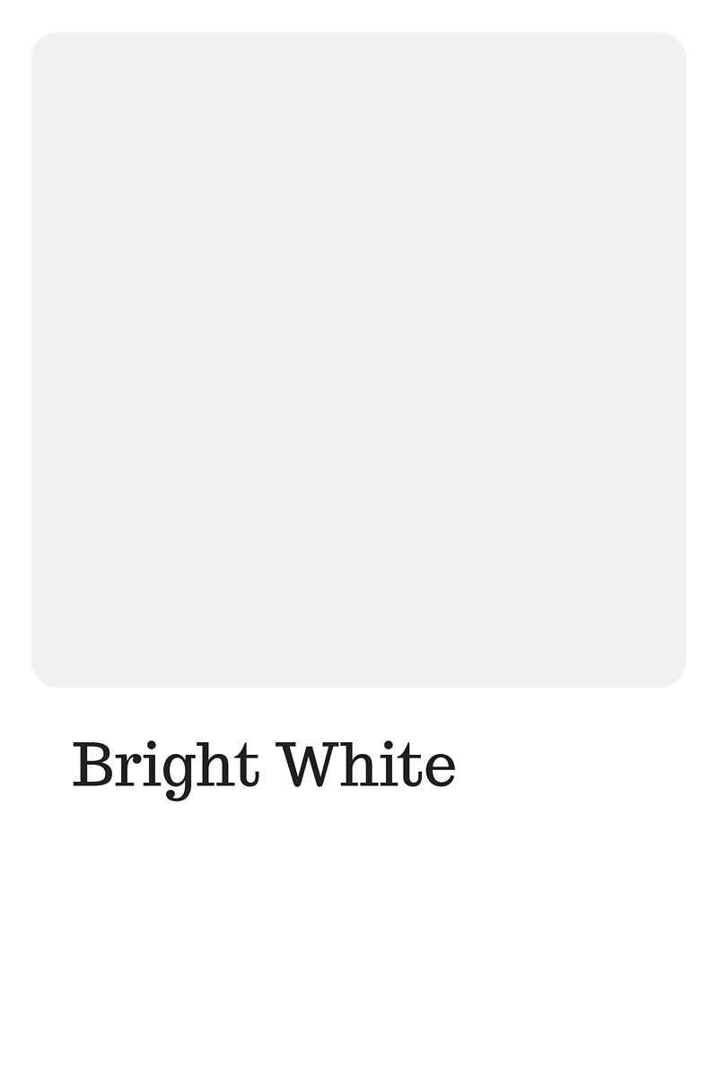 Shades of White to use in your wedding | Pantone Color, Bright White | Perfectly Posh Events
