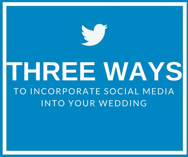 Three Ways to Incorporate Social Media into Your Wedding | Perfectly Posh Events Blog Post | Perfectly Posh Events |
