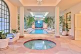The Pond Estate, Palm Springs wedding venue | pool and hot tub | Perfectly Posh Events, Seattle and Portland Wedding Planner