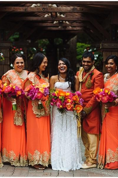 Indian Fusion Wedding at Kiana Lodge