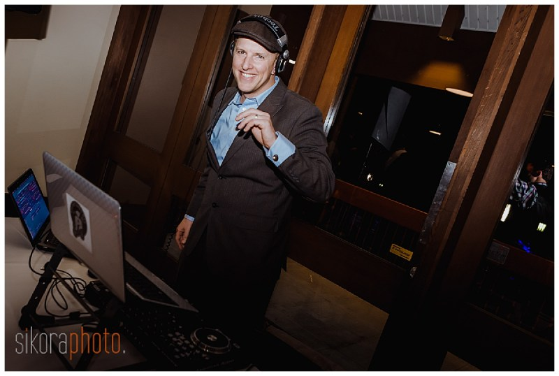 DJ Matt of Portland's Stumptown DJs sits down for an interview by Portland wedding planner Perfectly Posh Events