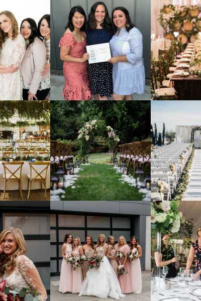 Seattle's best wedding planner Perfectly Posh Events