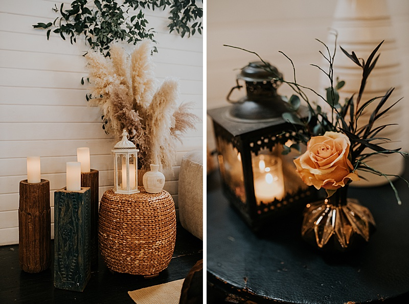 Modern Moroccan styled wedding inspiration by Perfectly Posh Events of Portland + Seattle. Photo by Lindsay Blair Photography.