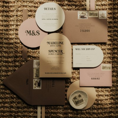 Invitation Design Trend: Paper On Point