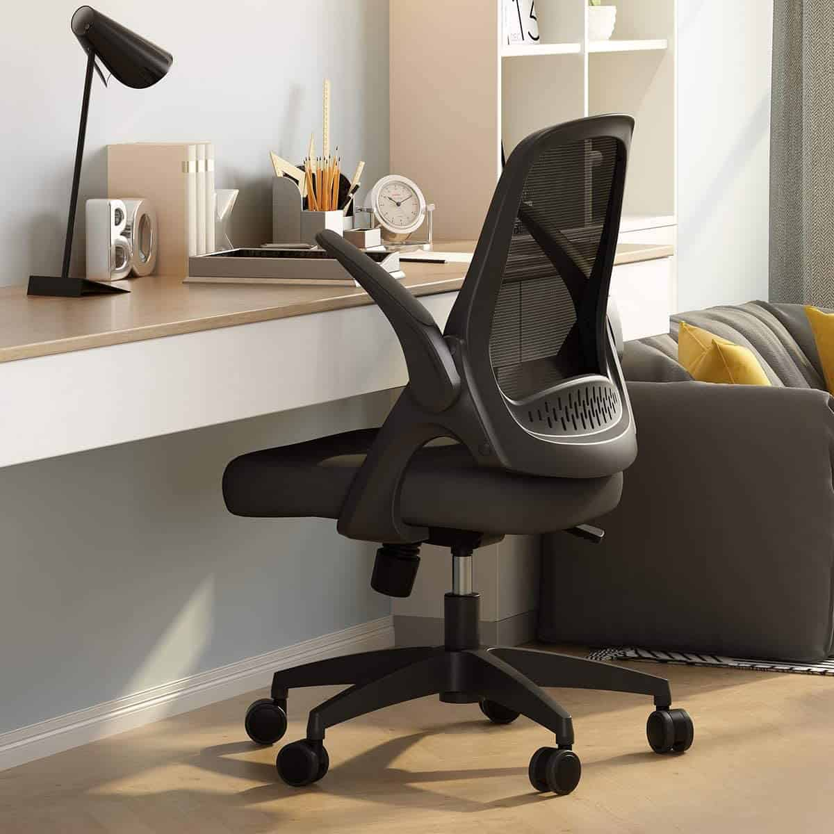 Top 10 Best Home Office Chairs Reviewed In 2020