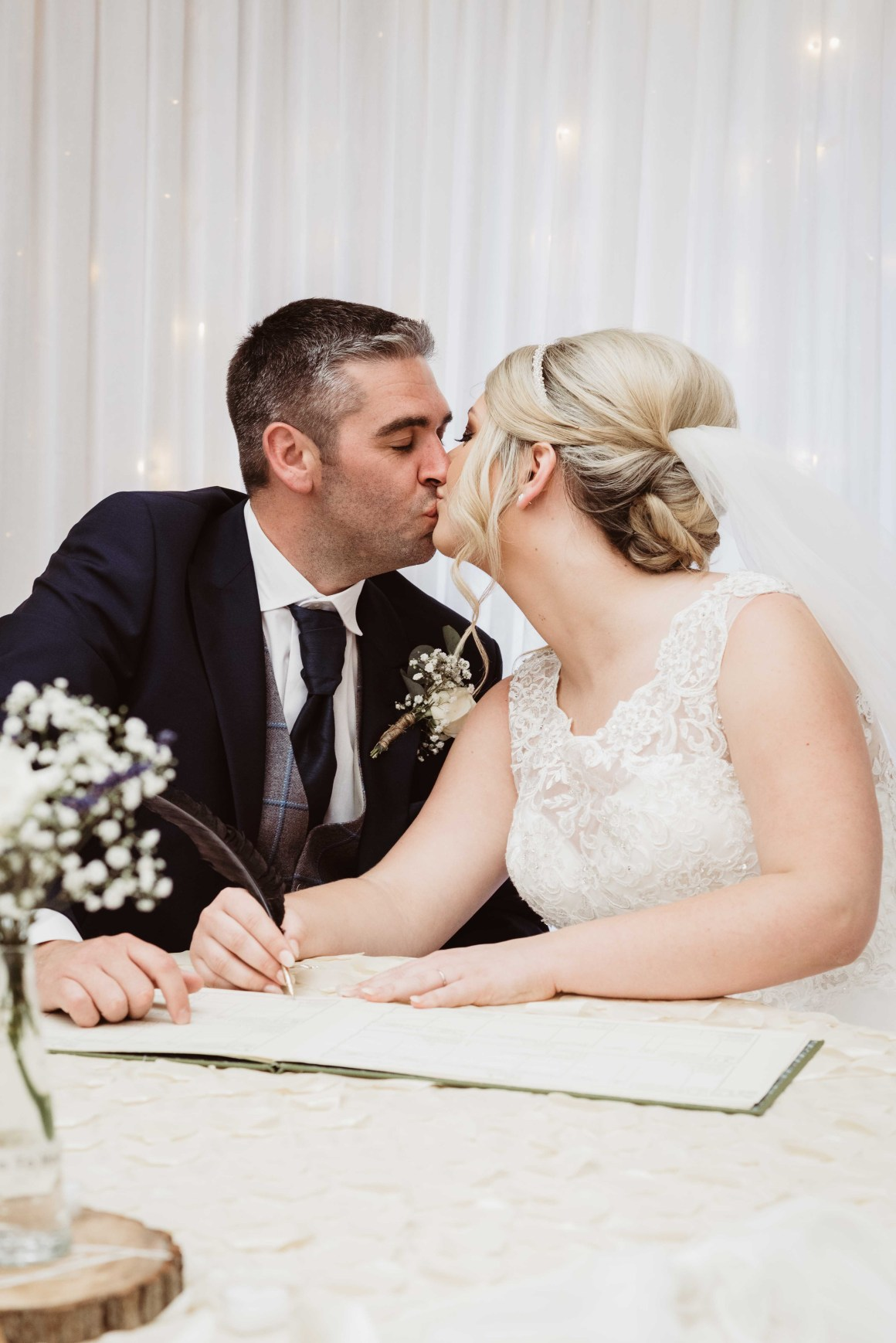 Ashleigh & Jim Wedding-303