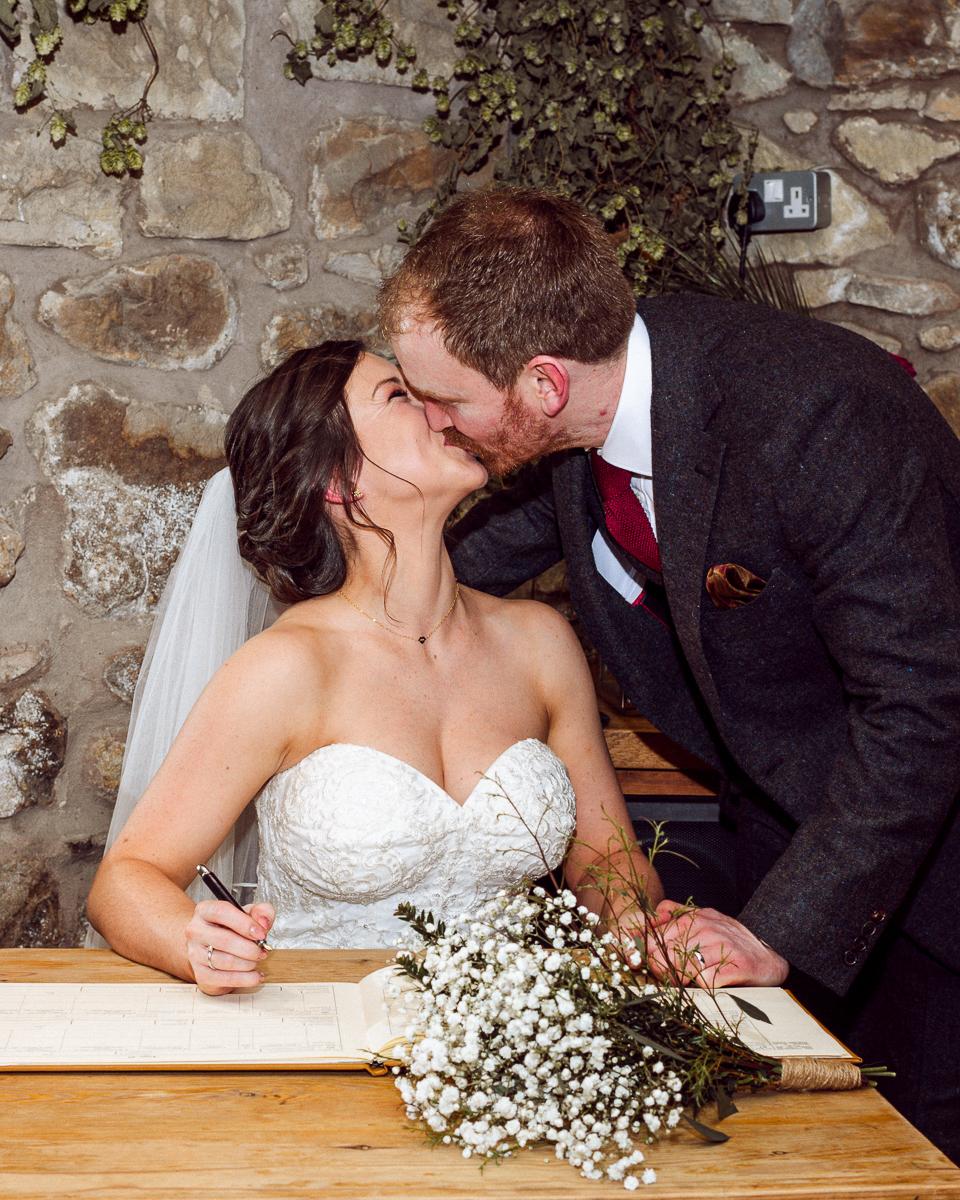 Tallulah & Michael Wedding-284