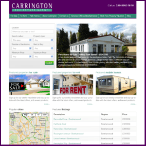 Property Websites from Perfecto Online