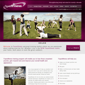 CMS Website by Perfecto Online