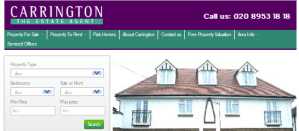 Property Website Design by Perfecto Online