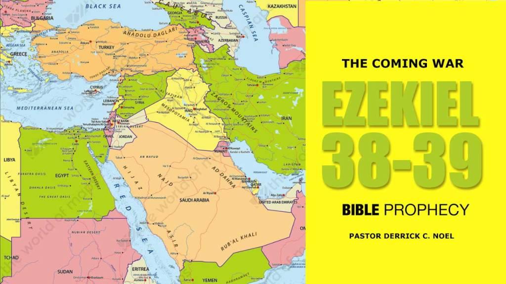 Ezekiel Gog Magog 01-04-19 pastor derrick c noel