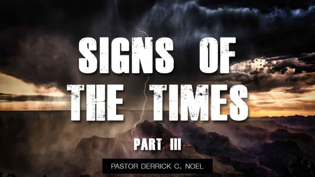 Signs of the times prophecy series ezekiel 38 gog magog matthew 24 pastor derrick noel
