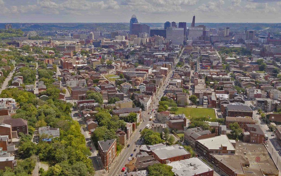 Take Our Ultimate Cincinnati Aerial Photography City Tour