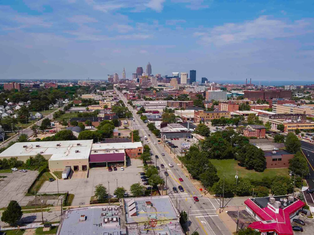 Drone Based Building Inspections - Cleveland, Columbus, Indianapolis, Cincinnati and Louisville