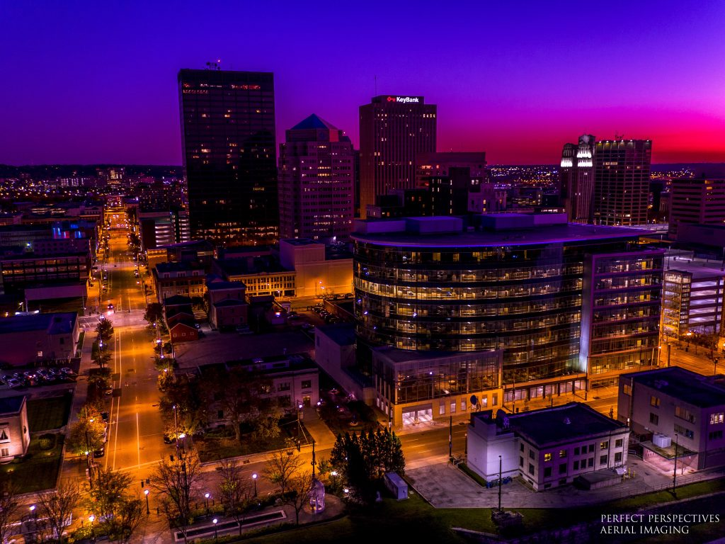 Dayton Aerial Drone Photography Services