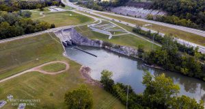 Drone Inspection of Critical Infrastructure Dams
