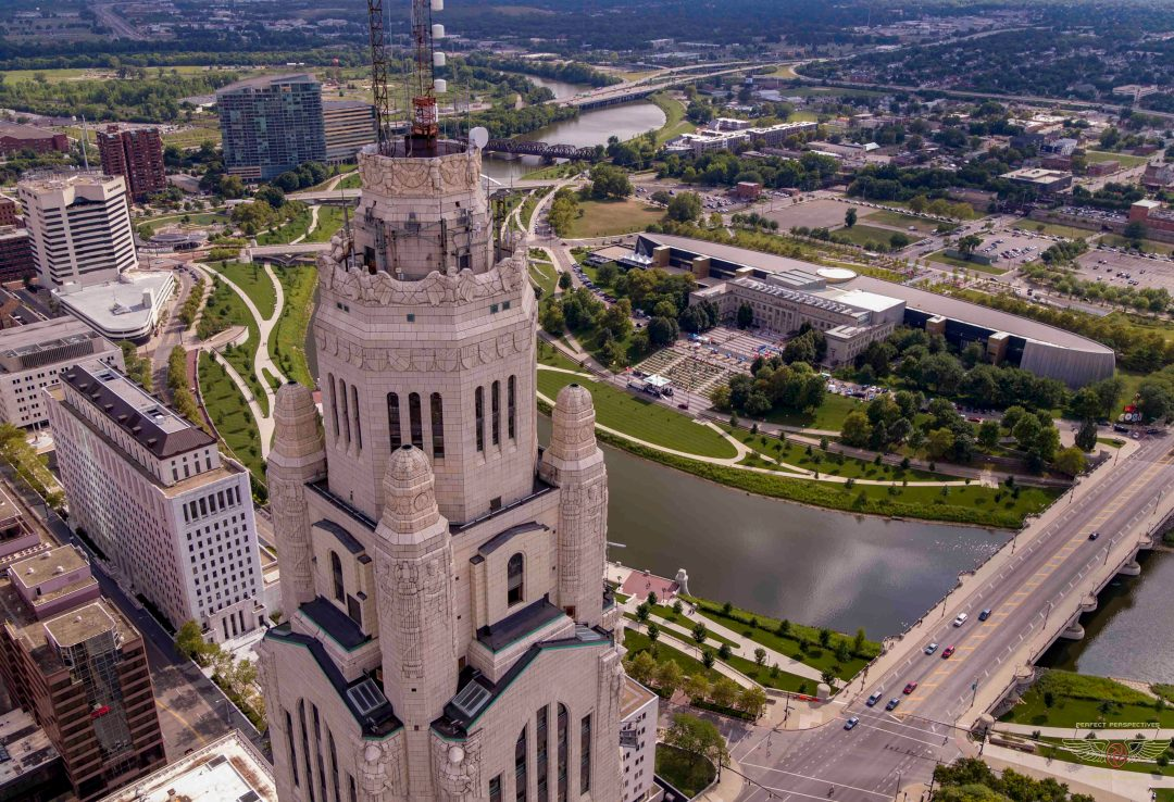Columbus Ohio Drone Aerial Photography Services