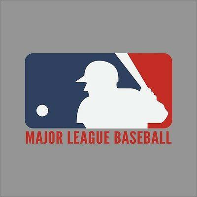 MLB Logo | Drone Aerial Video