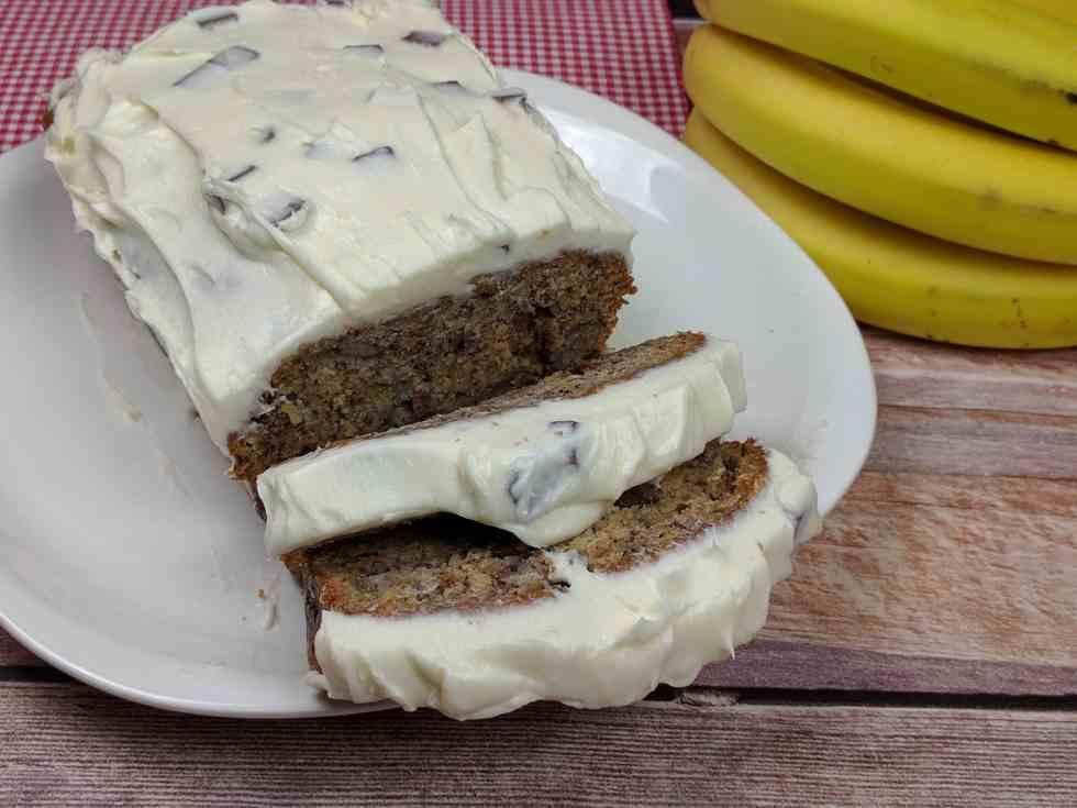 Chocolate Chunck Banana Bread