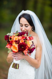 bridal bouquet fall weddings by perfect planning events