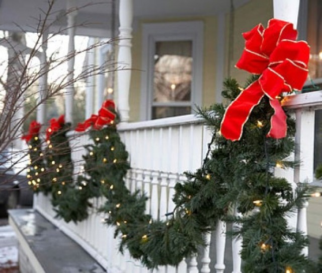 Great Porch Christmas Decorations For The Holidays