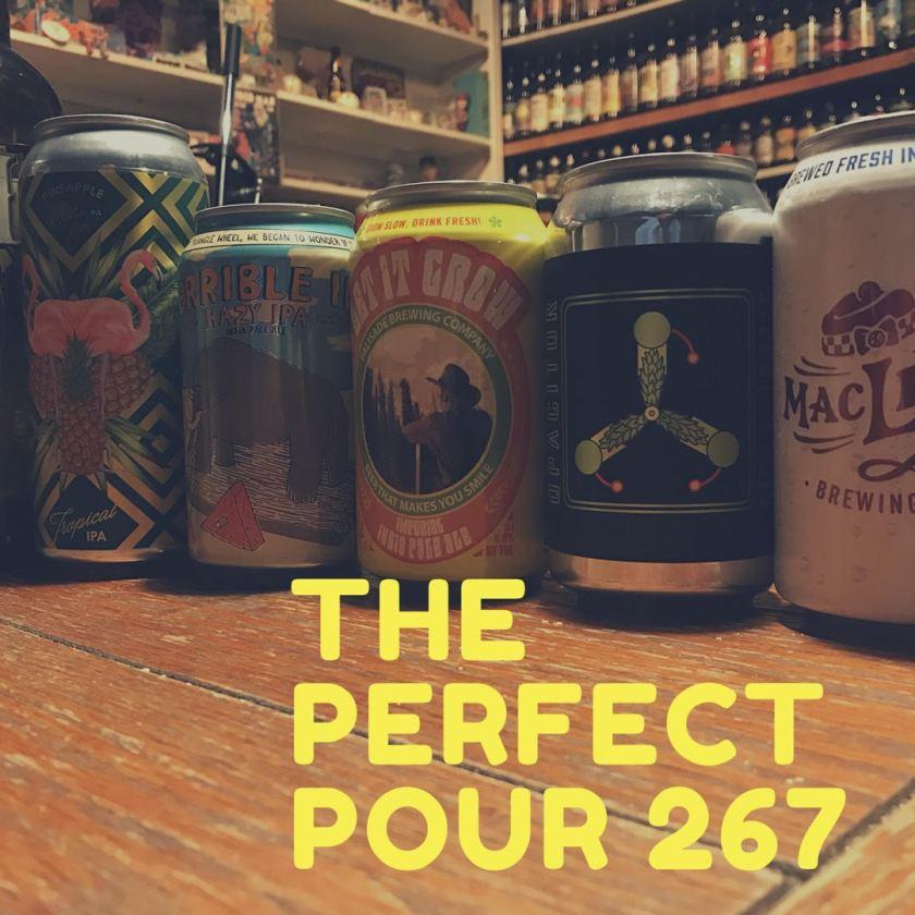 """Stout Season Begins [Yep, we said """"Season""""]: The Perfect Pour #267"""