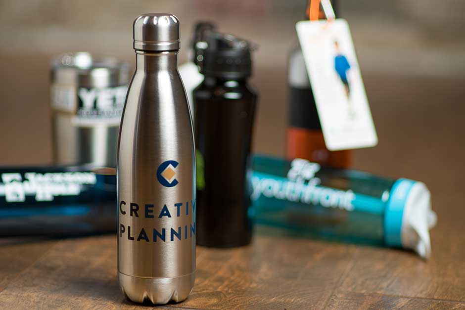 printed thermos tumblers bottles