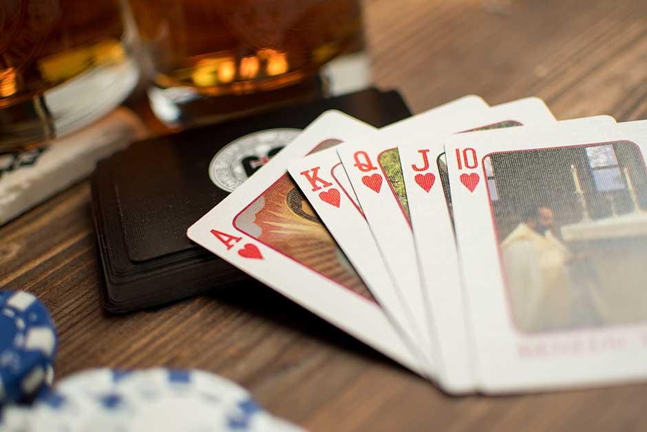 printed event marketing card decks