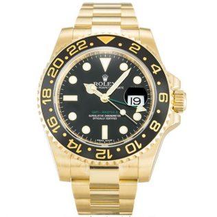 Rolex GMT Master II Black 116718