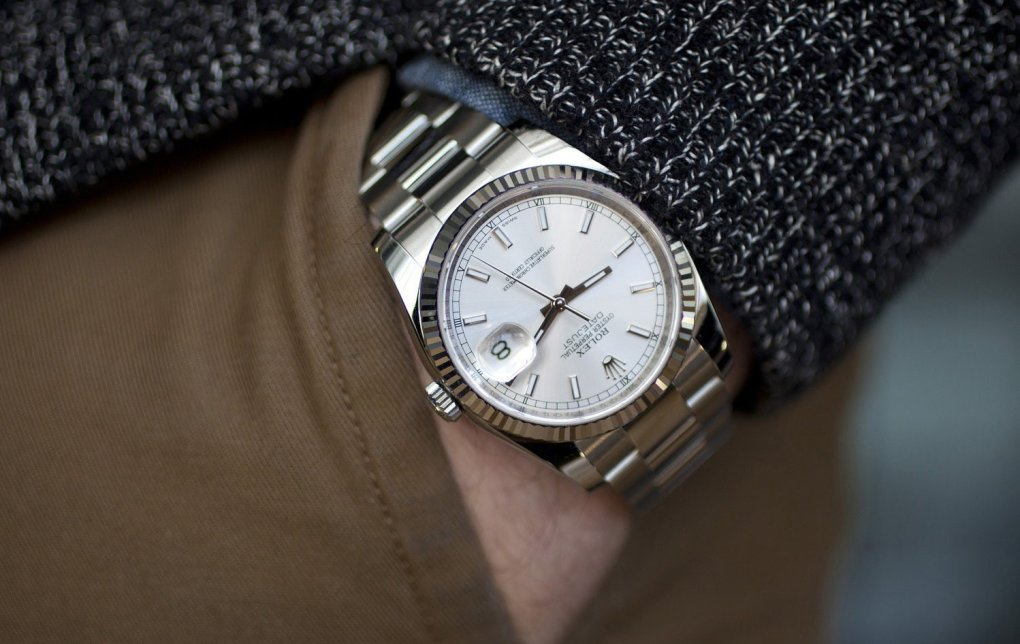 The Rolex Datejust 116234 review replica watches