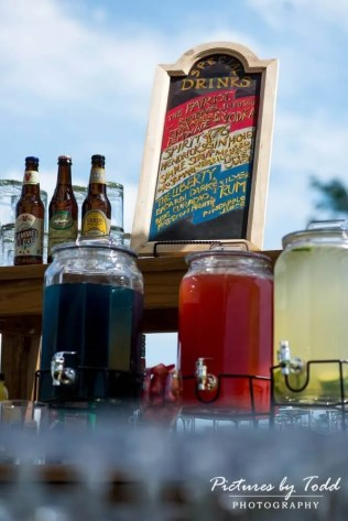 Our Red, White & Blue Specialty Drinks