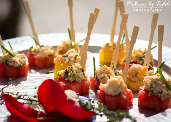 Corporate Catering Services | Philadelphia and Main Line | Tomato Appetizer | Perfect Setting Catering