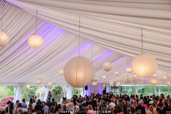 Wedding Catering Services | Tented Wedding Venue | Philadelphia and the Main Line | Perfect Setting Catering