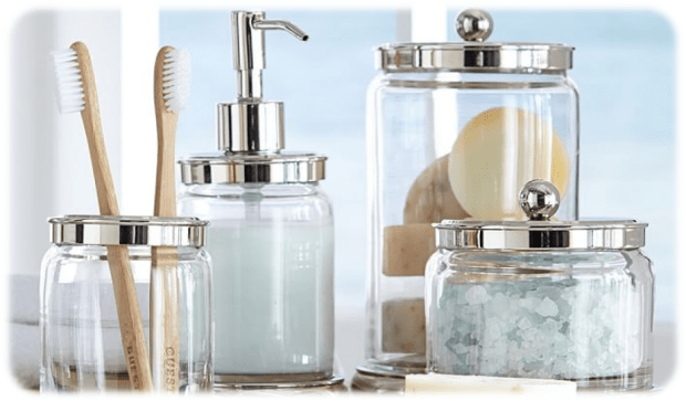 Organizing your home, storage, cute canisters