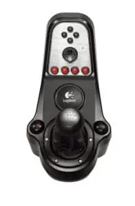 Logitech G27 Shifter-Top